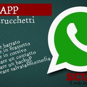 WhatsApp | Non tutti sanno che…