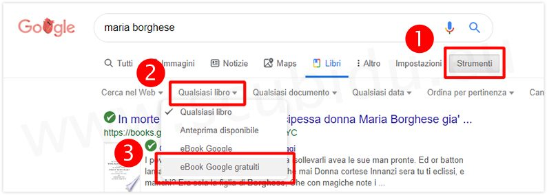 google play libri ebook gratis