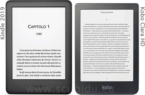 kindle2019-vs-koboclarahd