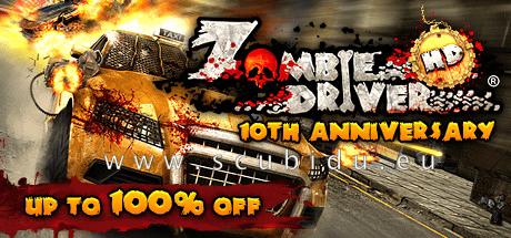 zombie driver dh gratis dicembre 2019