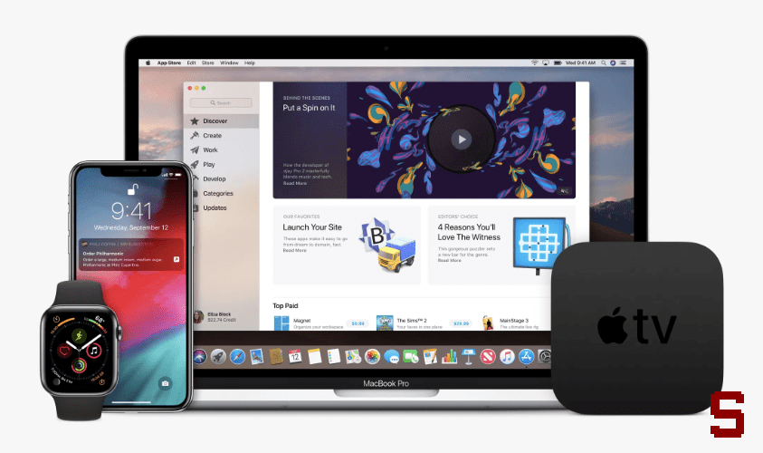 apple macos watchos tvos