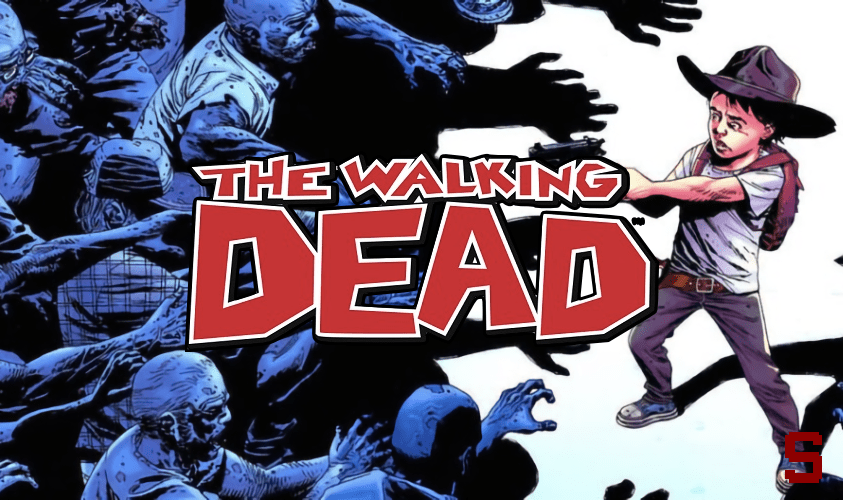 twd the walking dead comic