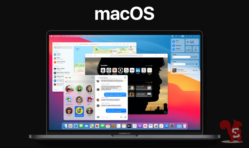 apple macos big sur mac