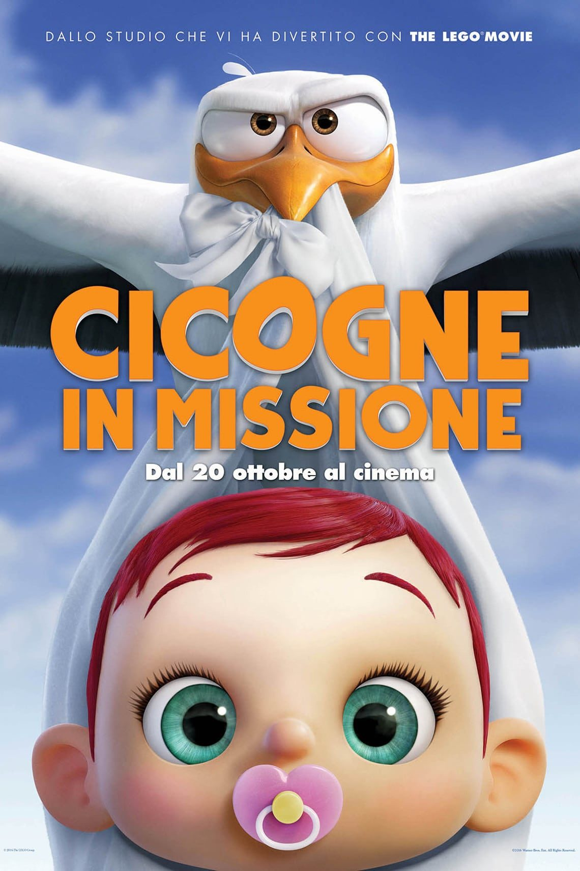 film cicogne in missione