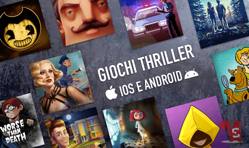giochi thriller ios android