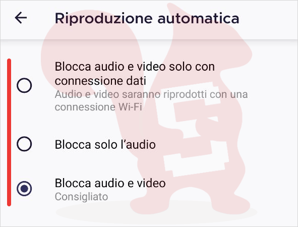 autoplay firefox android