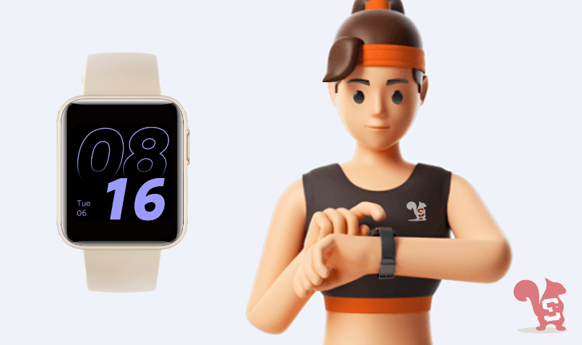 come impostare xiaomi mi watch lite