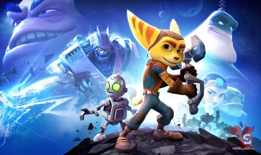 sony playstation ps4 ratchet and clank
