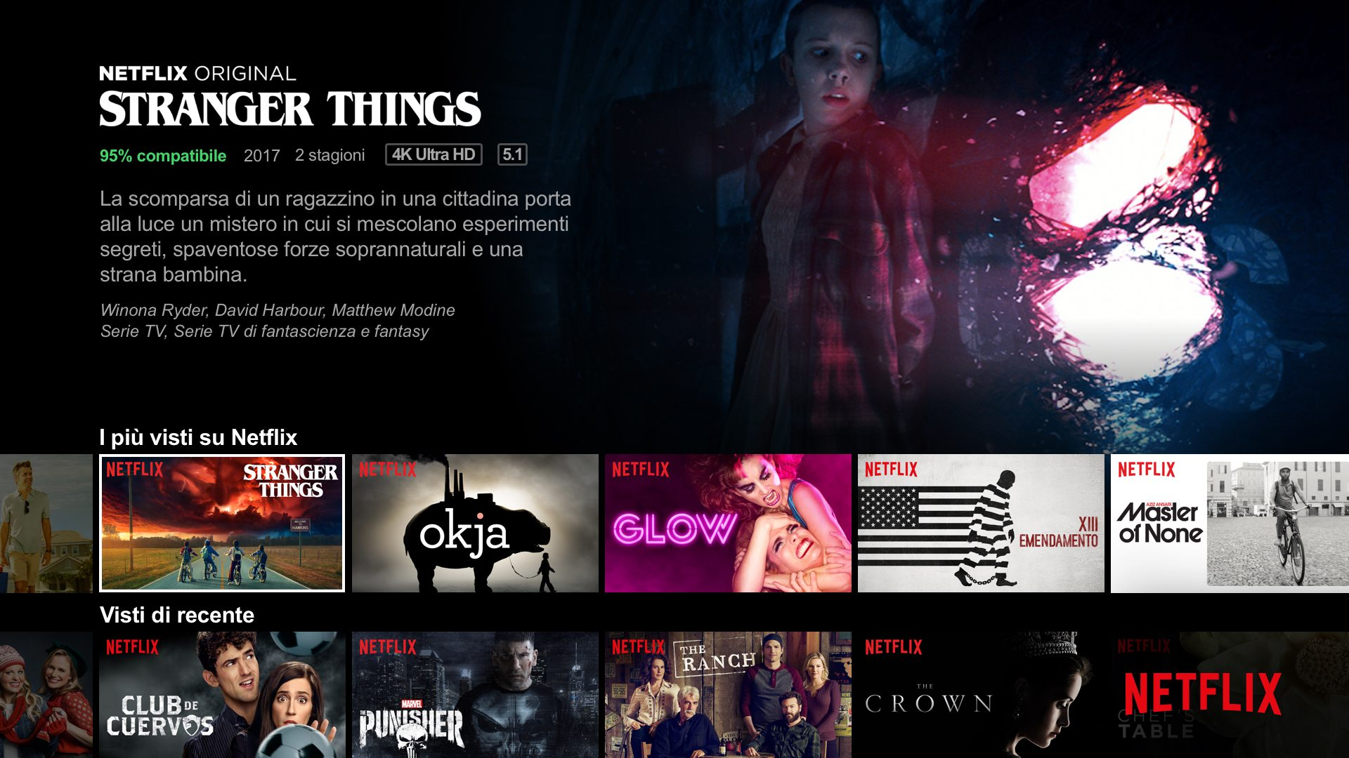 netflix stranger things anteprima
