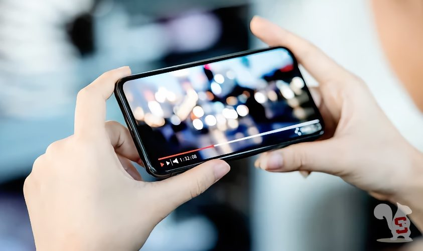smartphone video streaming