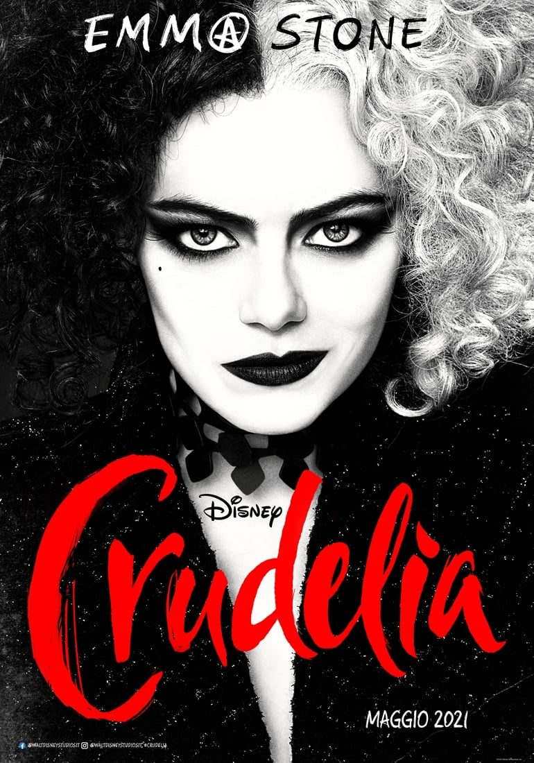 film disney crudelia