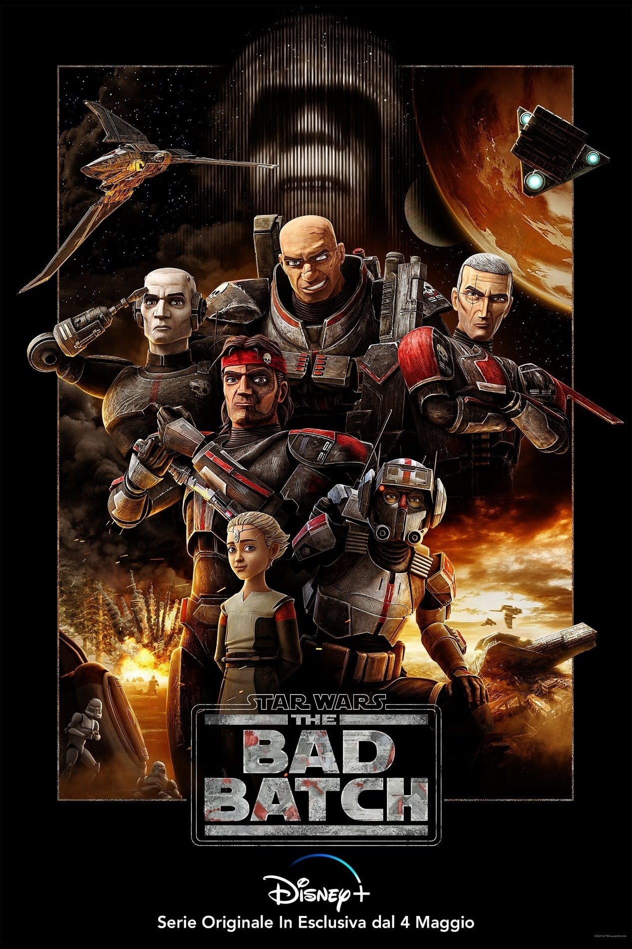 film disney star wars the bad batch
