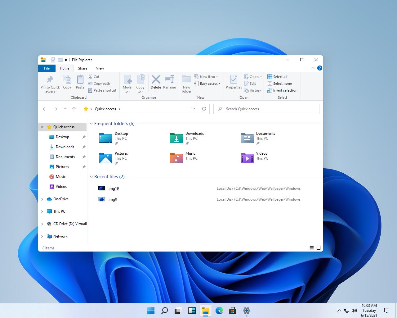 microsoft windows 11 esplora file