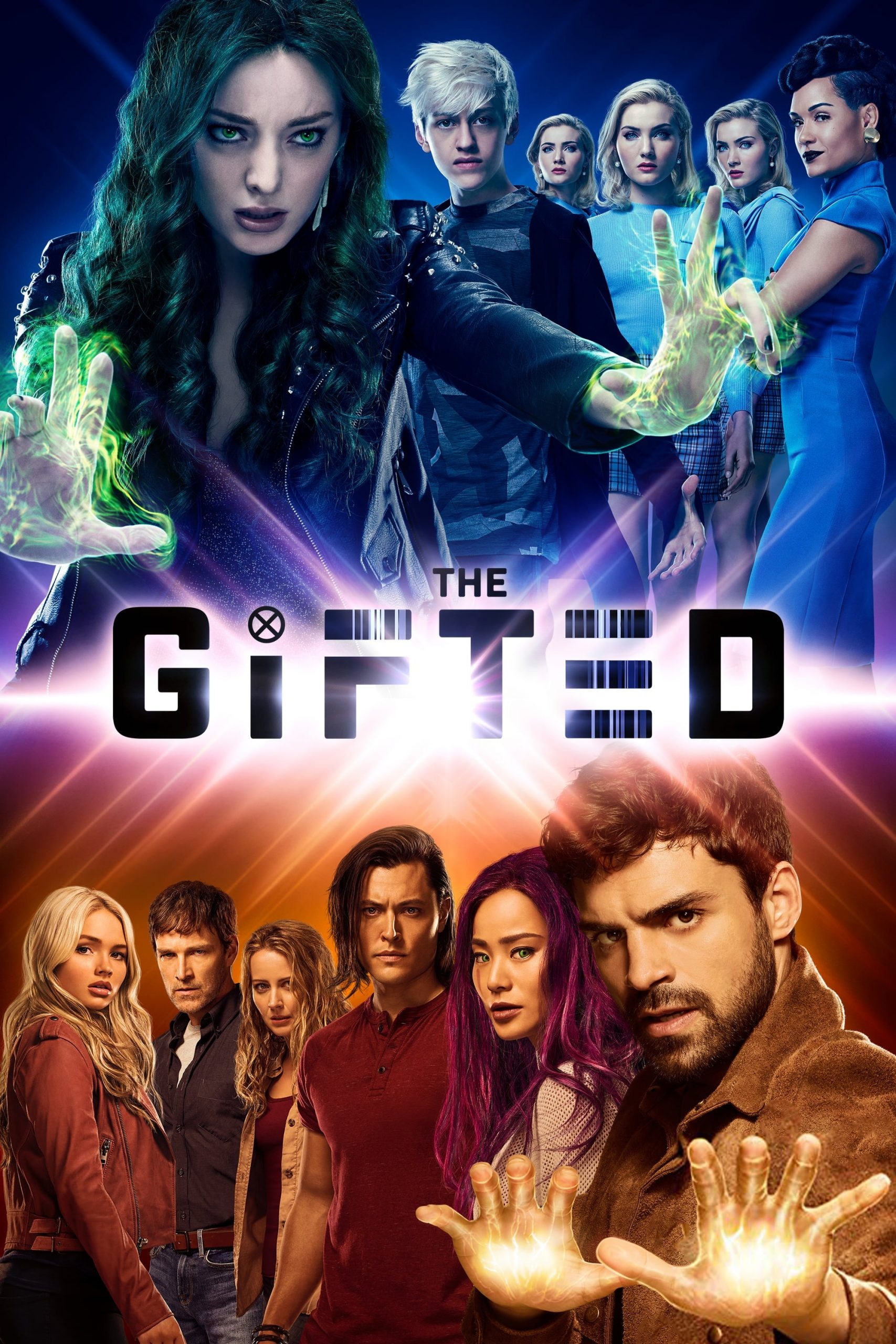 film serie tv the gifted