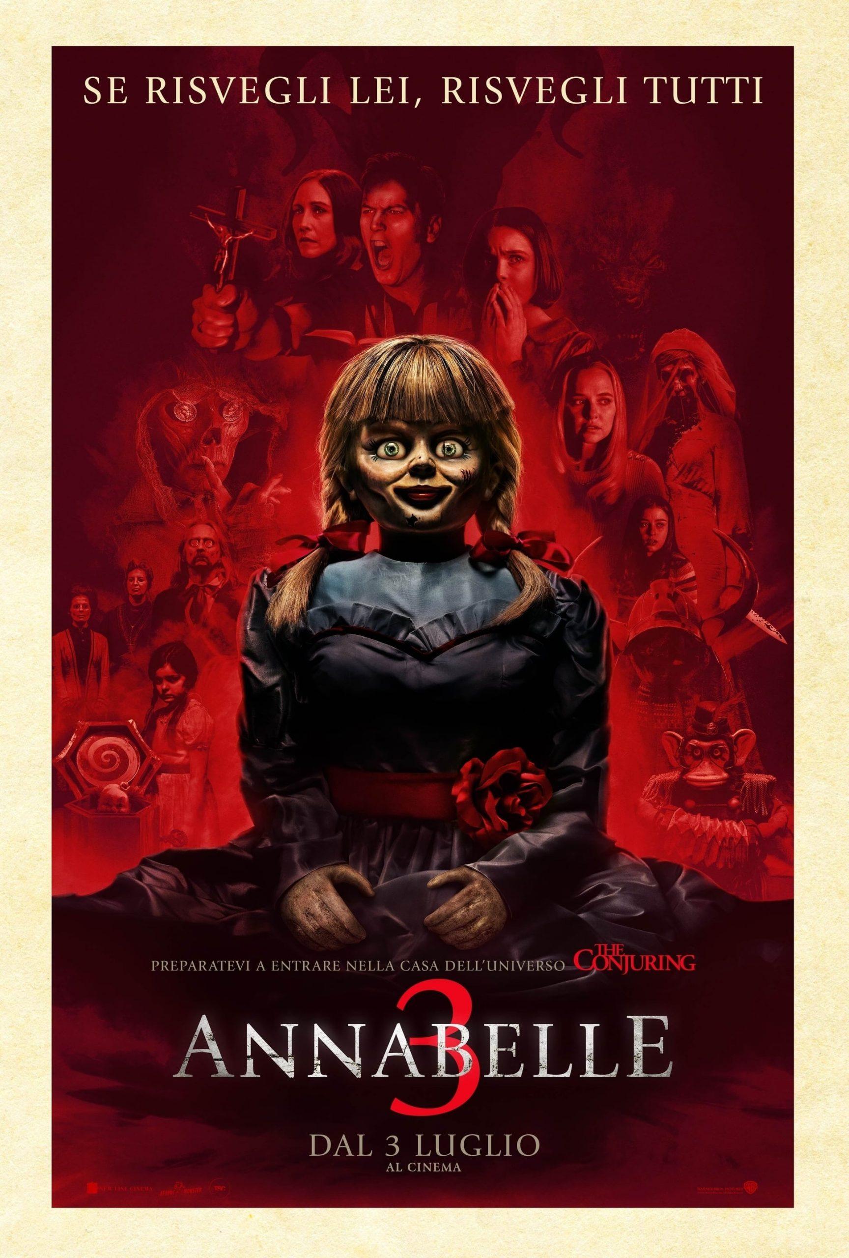 film netflix annabelle 3